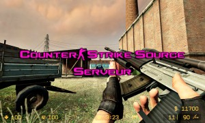 Serveur Counter-Strike: Source