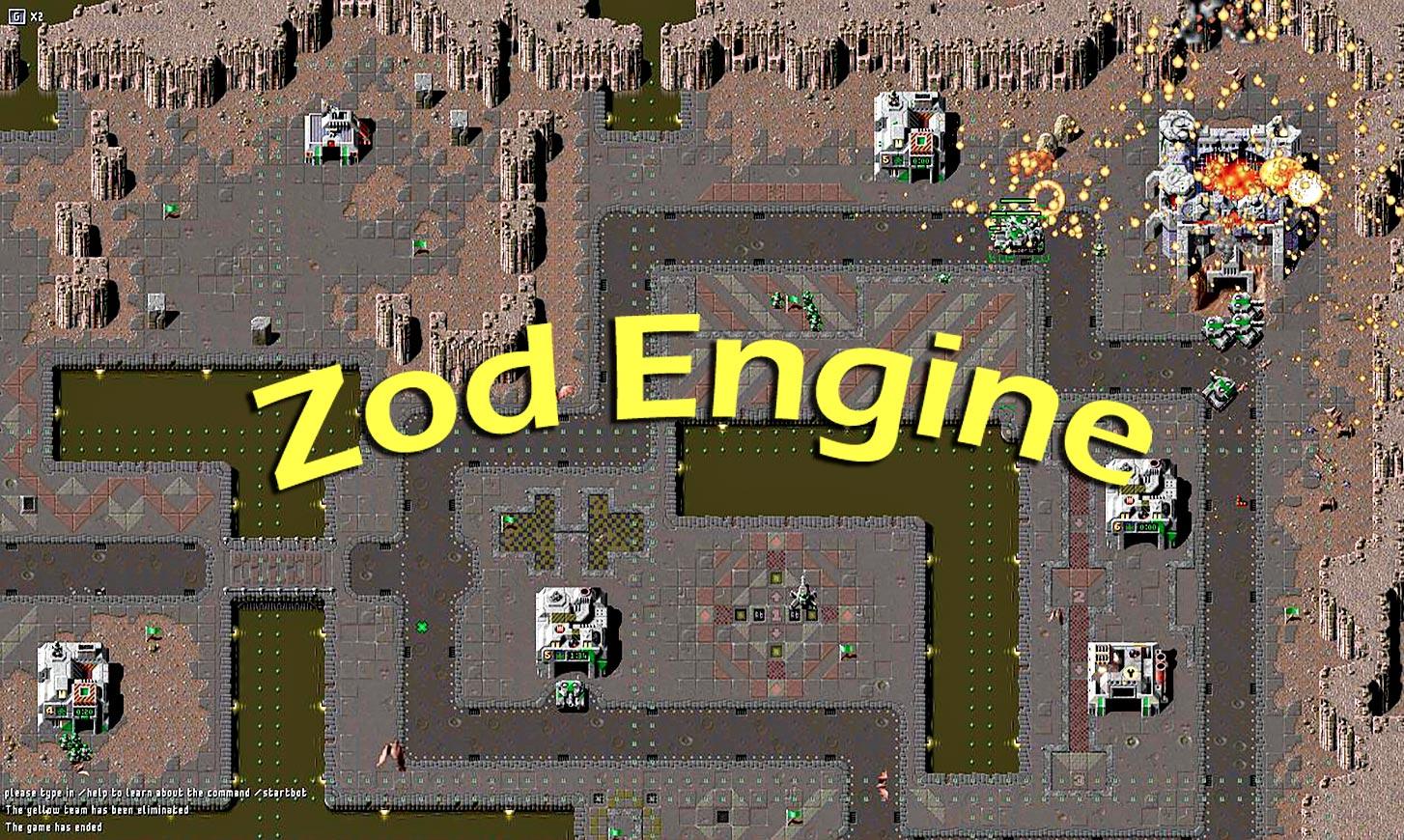 Zod Engine (MAJ)